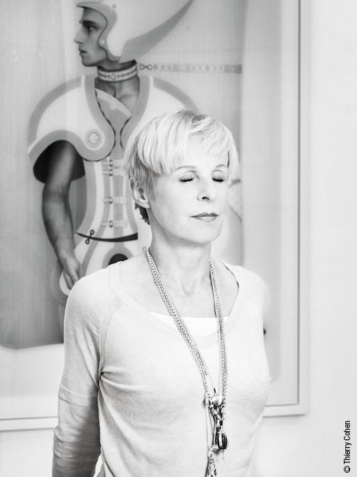 Portrait d'Esther Woerdehoff